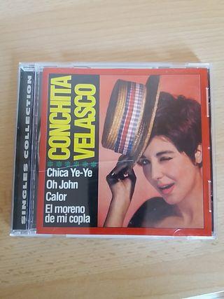 CONCHITA VELASCO Singles collection