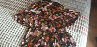 Blusa estampados otoñales