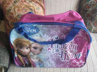 Oportunidad - Bolsa, maleta viaje deporte Frozen