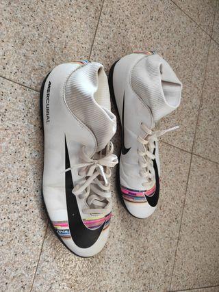 botas Nike mercurial 43-44