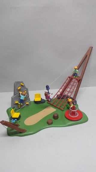 Playmobil 4015 Super Set Parque Infantil
