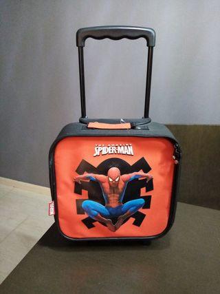 maleta pequeña de viaje
