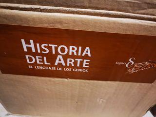 Colección Historia del Arte. Signo Ed. NUEVO