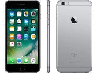 IPHONE 6S PLUS 64gb plata perfecto estado