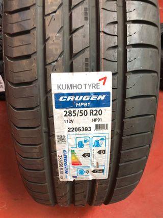 285/50 R 20 112V KUMHO HP91