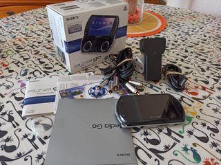 consola PSP GO 16GB PlayStation mas extras