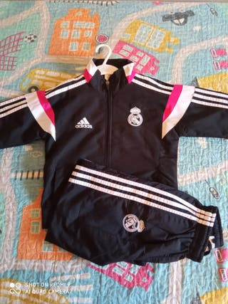 Chándal Real Madrid marca adidas