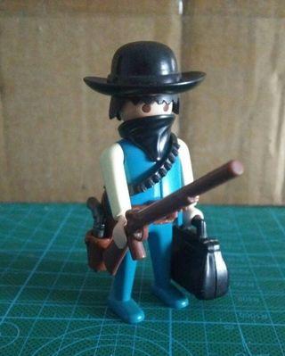 Playmobil bandido referencia 3383 bandido con male