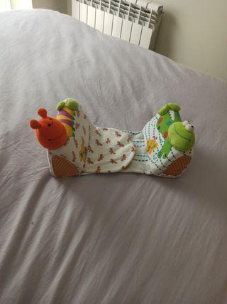 protección antigiro antivuelco bebe