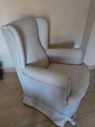 sillón sin estrenar