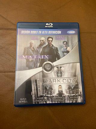 Matrix y Dark City