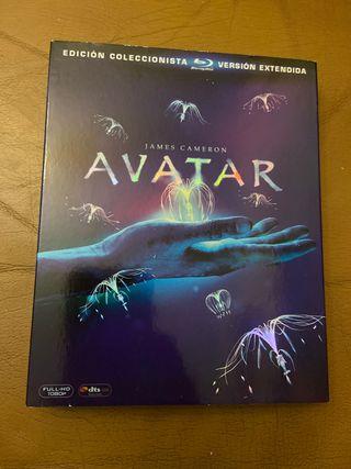 Avatar ed. Coleccionista