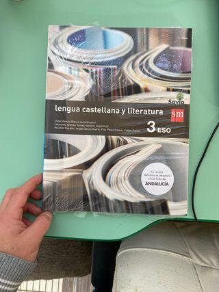 Libro de lengua de 3 ESO