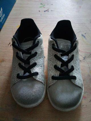 calzado de niño