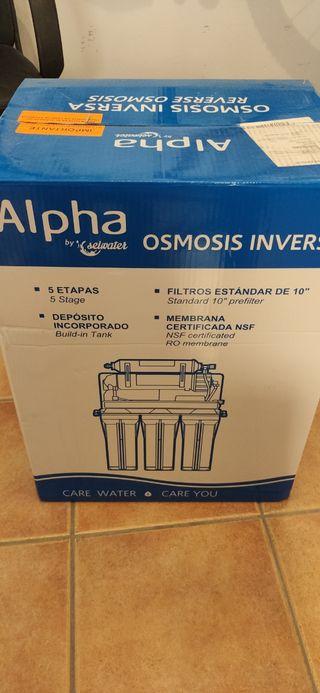 osmosis 5 etapas con bomba