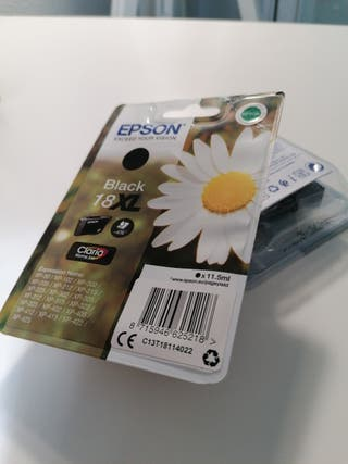 3 packs CARTUCHOS TINTA EPSON