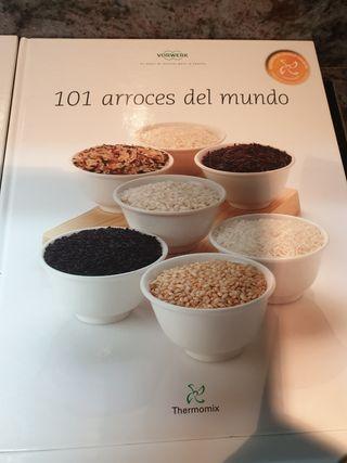 Libros de cocina Thermomix TM31, TM5, TM6