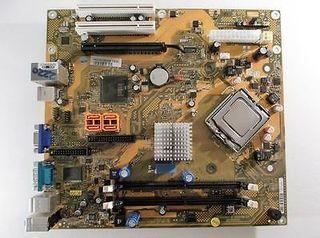 Placa base - Socket 775