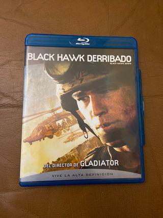 Black hawk derribado.