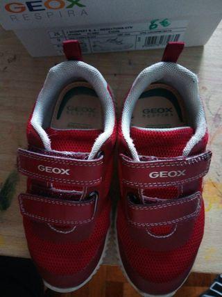 Calzado Geox niño
