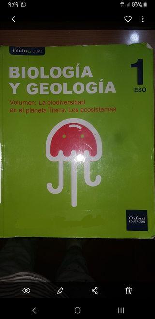 Libros de biología 1 ESO