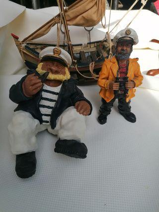 figuras marinero