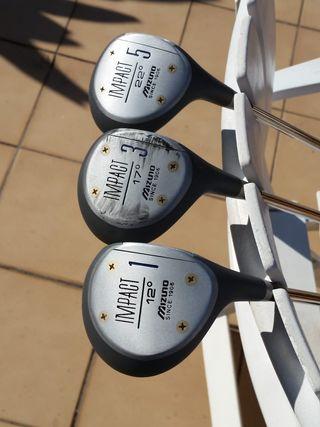 Juego palos de golf Mizuno