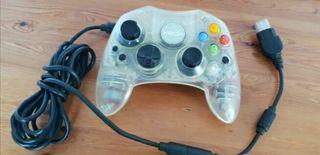 Mando Xbox Clásica edicion cristal