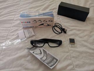 Gafas grabadora