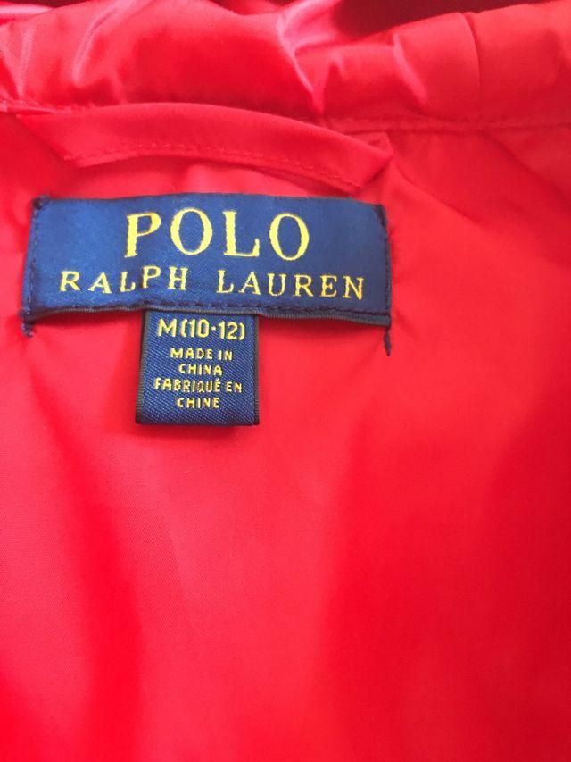 Chubasquero de niño de Polo Ralph Lauren