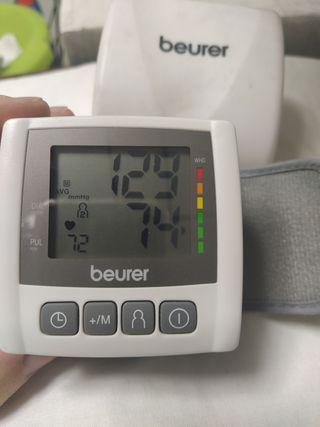 Tensiometro de muñeca BEURER