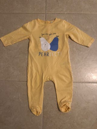 Pijama bebé 6-9 meses