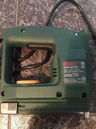 Grapadora eléctrica Bosch