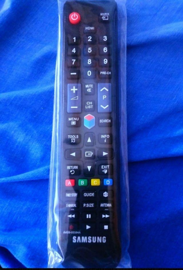 mando nuevo para tv Samsung