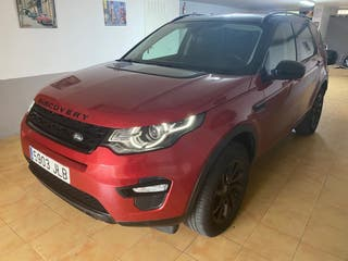 Land Rover Discovery Sport 7 plazas