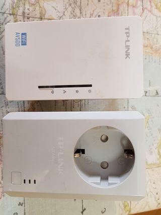 TP-Link WPA4226 - kit Extensor PLC WiFi AV500
