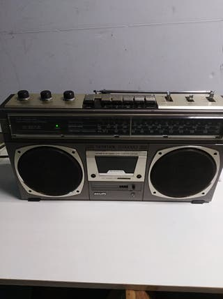 radio-cassette Philips