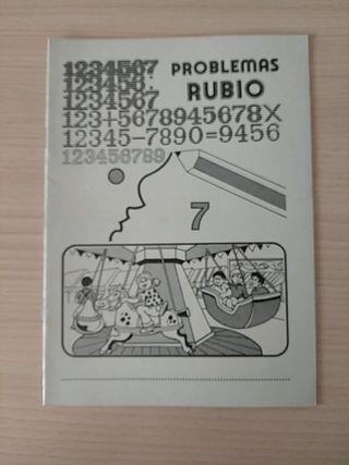 Problemas Rubio n 7. Nuevo