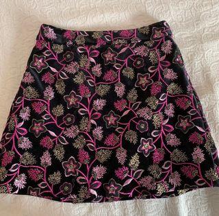 Falda de fiesta Sfera collection