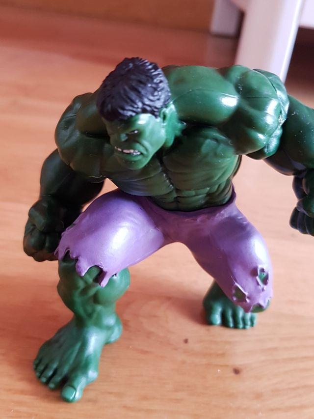 Figuras Marvel