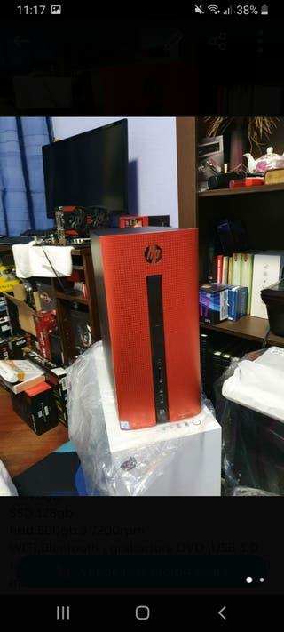 Gaming HP i5-6400/8gb/SSD/500gb/gtx 745 4gb