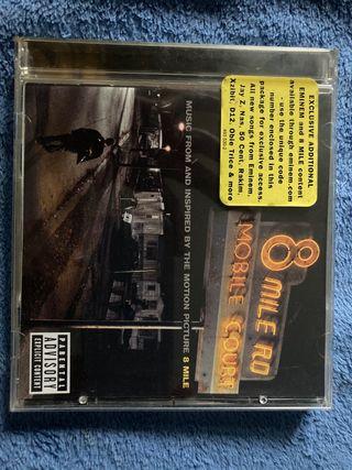 Cd Eminem - 8 mille