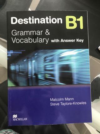 Destination B1 - Eoi inglés