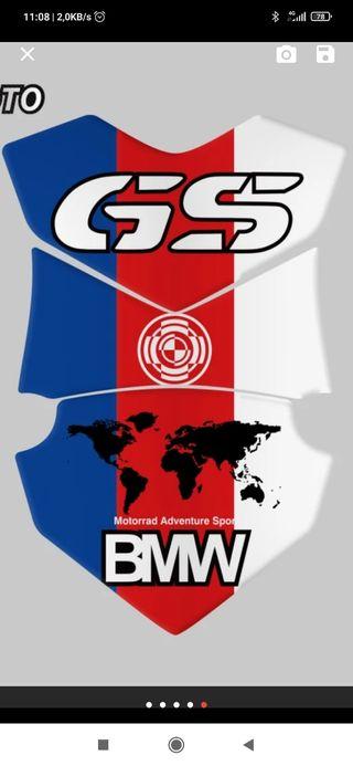 Protector depósito BMW GS
