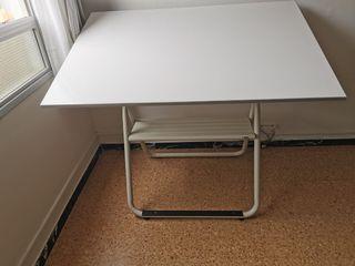 Mesa plegable de dibujo