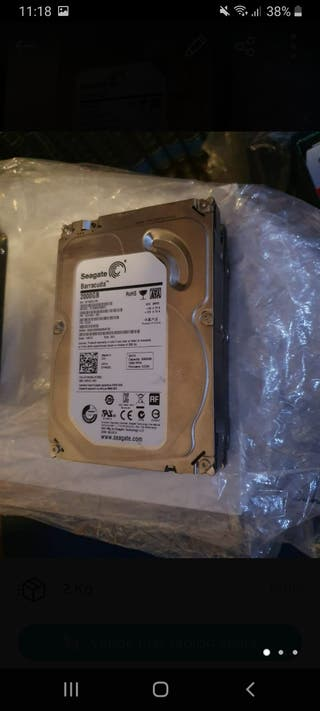 Disco duro 2tb 3.5