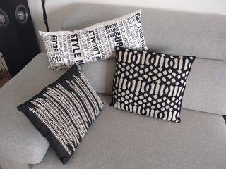 Cojines decorativos sofá