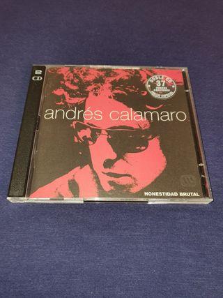 Andrés Calamaro Honestidad Brutal 2 CD