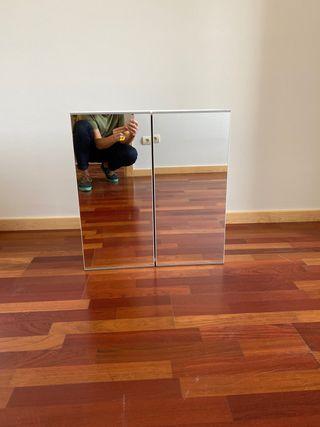 Armario baño con espejo Ikea