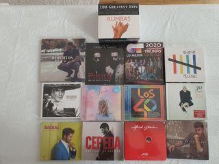 LOTE CD PRENCINTADOS